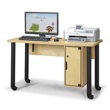 Single Computer Lab Table
