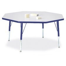 "Rainbow Accents 48"" Octagon Classroom Table"
