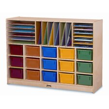 ThriftyKYDZ Sectional Mobile 34 Compartment Cubby