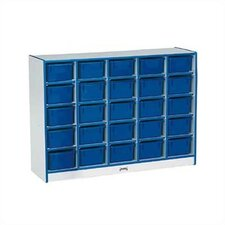 ThriftyKYDZ Mobile 25 Compartment Cubby