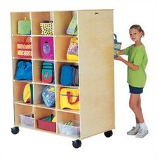Big Twin 30 Compartment Cubby