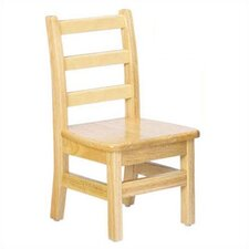 "KYDZ 8"" Wood Classroom Chair (Set of 2)"