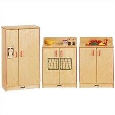 3 Piece Birch Kitchen Set