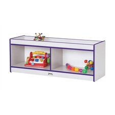 Rainbow Accents Rectangular Cruiser Center