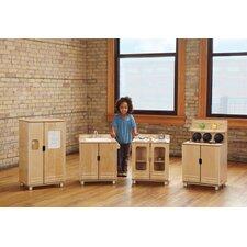 4 Piece TrueModern Kitchen Set