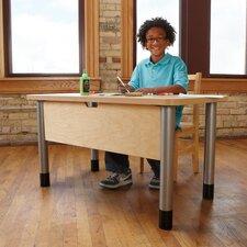 "TrueModern 42"" x 24"" Rectangular Classroom Table"