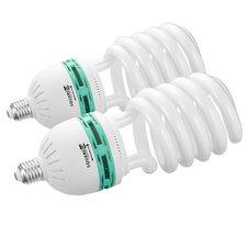85W 110-Volt (5500K) Compact Fluorescent Full Spectrum Photo Light Bulb