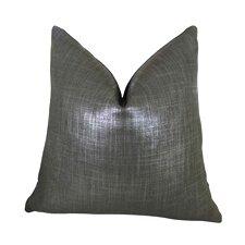 Glazed Linen Indigo Handmade Throw Pillow