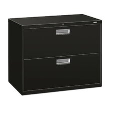"600 Series 36""W 2-Drawer File"