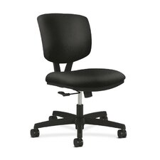 Volt Adjustable Mid Height Task Chair in Grade III Fabric