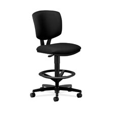 Volt Drafting Chair with Tilt Lock in Grade III Fabric