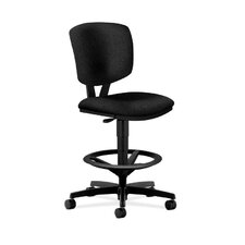 Volt Drafting Chair in Grade II Confetti Fabric