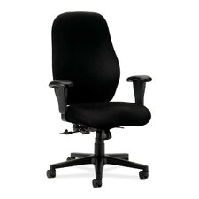 7800 Series High-Back Executive Chair with Arms