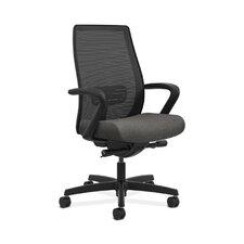 Endorse Mesh Migh-Back Task Chair in Grade III Confetti Fabric
