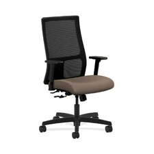 Ignition Mid-Back Mesh Task Chair in Grade IV Whisper Vinyl