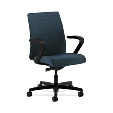 Ignition Low-Back Chair in Grade III Attire Fabric