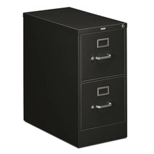 "310 Series 15""W 2-Drawer Letter Vertical File"