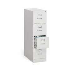 """310 Series 15""""W 4-Drawer Letter File"""