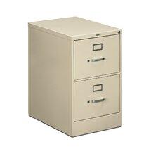 "510 Series 18.19""W  2-Drawer Legal  File"
