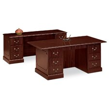 94000 Series Executive Desk with Double Pedestal