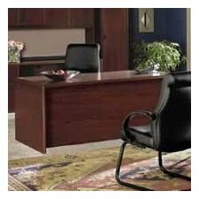 10700 Series Large Executive Desk with Door