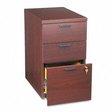 10500 Series 3-Drawer Mobile  File