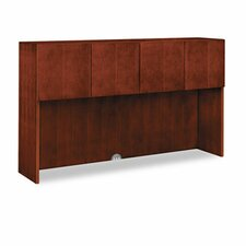 """Arrive Stack-on 42"""" H x 71.88"""" W x 15.88"""" D Desk Hutch"""