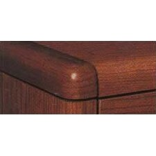 10700 Series Double 3/4 Pedestal Executive Desk
