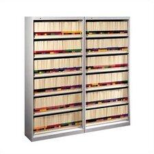 600 Series Shelf Files - 6-Shelf Open Legal Files