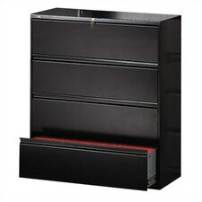 "800 Series 42""W 4-Drawer File"