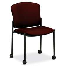 Mobile Stacking Guest Chair