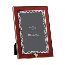 Treasures with Love Heart Picture Frame