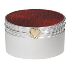 Treasures with Love Heart Treasure Box
