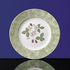 """Wild Strawberry 8"""" Accent Salad Plate (Set of 4)"""