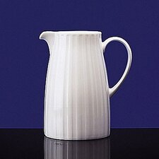 Night & Day Fluted Pitcher