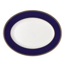 Renaissance Gold Oval Platter