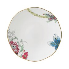 Butterfly Bloom Bread and Butter Plate