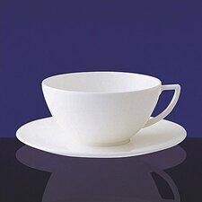 Fine Bone China Plain Tea Saucer