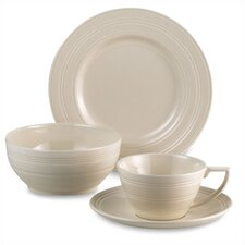 Casual Cream Dinnerware Collection