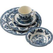 Old Britain Castles Blue Soup / Cereal Bowl (Set of 6)