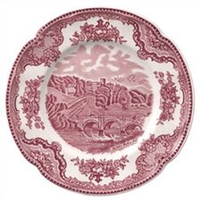 Old Britain Castles Pink Bread and Butter Plate (Set of 6)