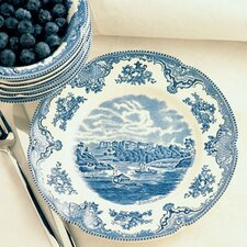 Old Britain Castles Blue Dinnerware Collection