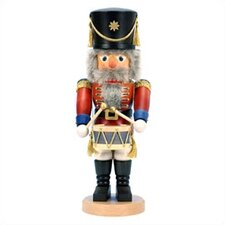 Red Drummer Solider Nutcracker