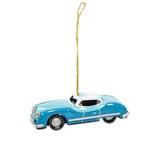 Tin Car Ornament