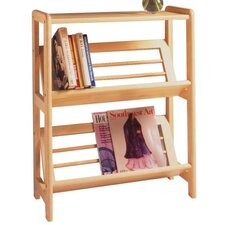"Basics Tilted 30"" Standard Bookcase"