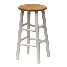 "Basics 24"" Bar Stool (Set of 2)"