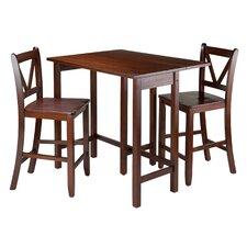 Lynnwood 3 Piece Dining Set