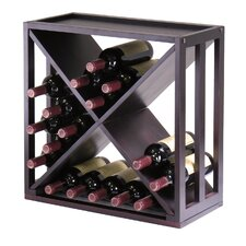 Kingston 24 Bottle Wine Rack