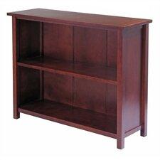 """Antique Walnut 30"""" Standard Bookcase"""
