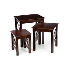 Xola 3 Piece Nesting Tables